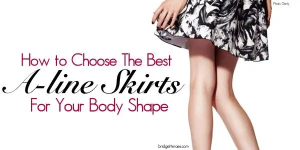 How to Choose the Best A-line Skirts for Your Body Shape ...