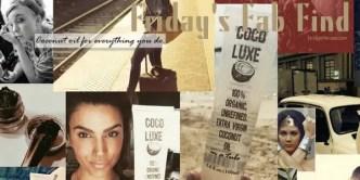 Cocoluxe Organic Oil