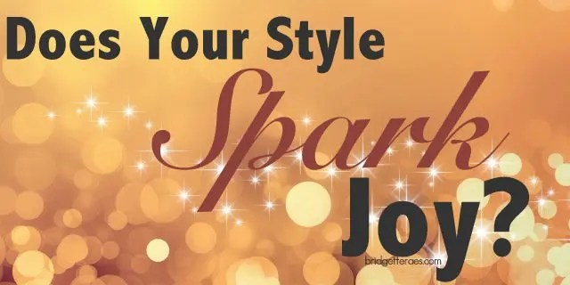 Style Spark Joy