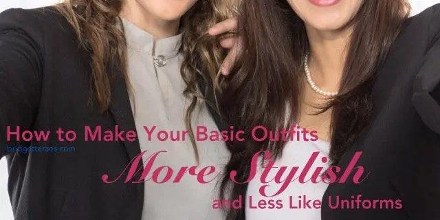 basic outfits more stylish