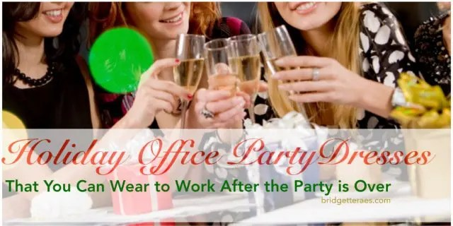 office party dresses