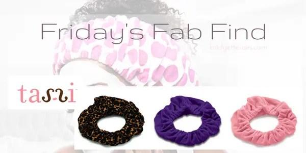 Fridays Fab Find Tassi Hairwrap Bridgette Raes Style