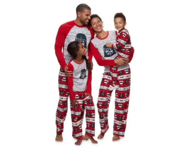 Deck the halls in your christmas family pajamas? bridgette raes