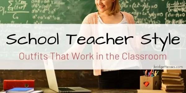 school teacher style