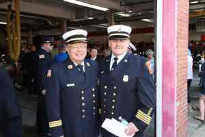 """Firefighter Sunday 2016 Marked with First Annual Chief """"Brother"""" Levy Firefighter of the Year Award"""