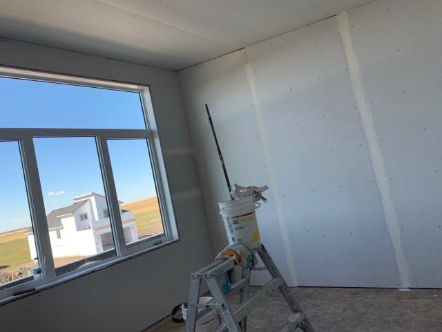 the grayson, construction photos