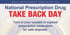 Bridgewater Police to Participate in National Drug Take Back Day Oct. 28