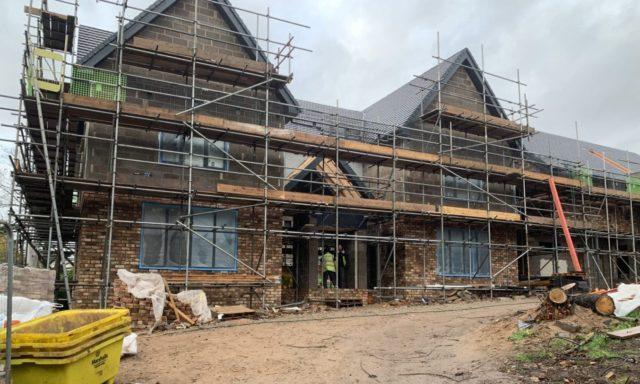 short term finance property development