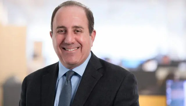 United Trust Bank Chief Executive Officer, Graham Davin