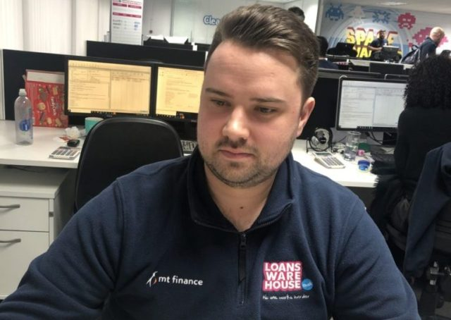 Liam Arnold, Bridging Manager, Loans Warehouse