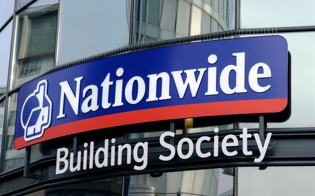 Nationwide house price rises