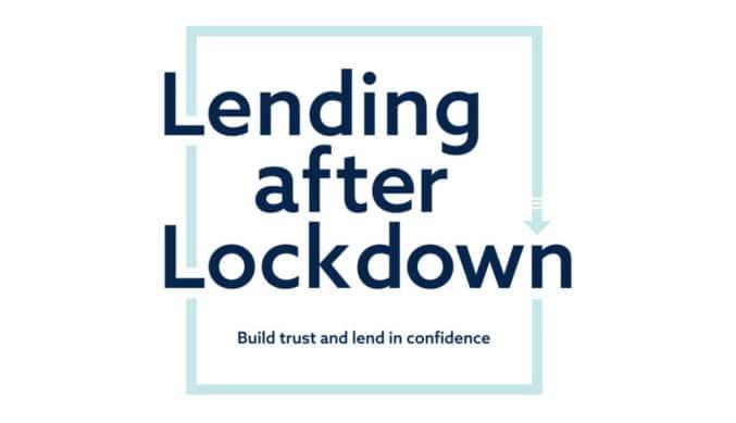 lending after lockdown
