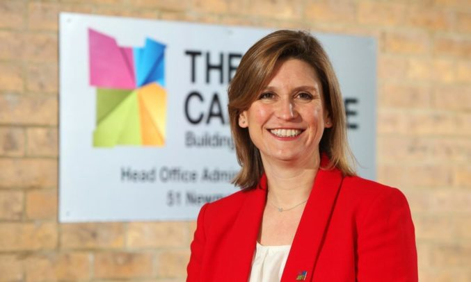 ucy Crumplin, Chief Operating Officer at The Cambridge Building Society