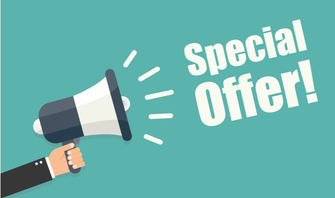 aspen bridging special offer