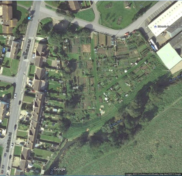 St Swithins Allotments