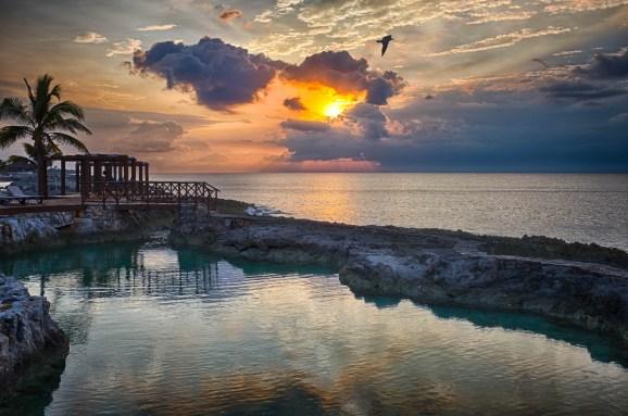 Puerto Aventuras Sunrise