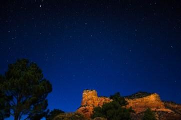 Sedona Night Skies