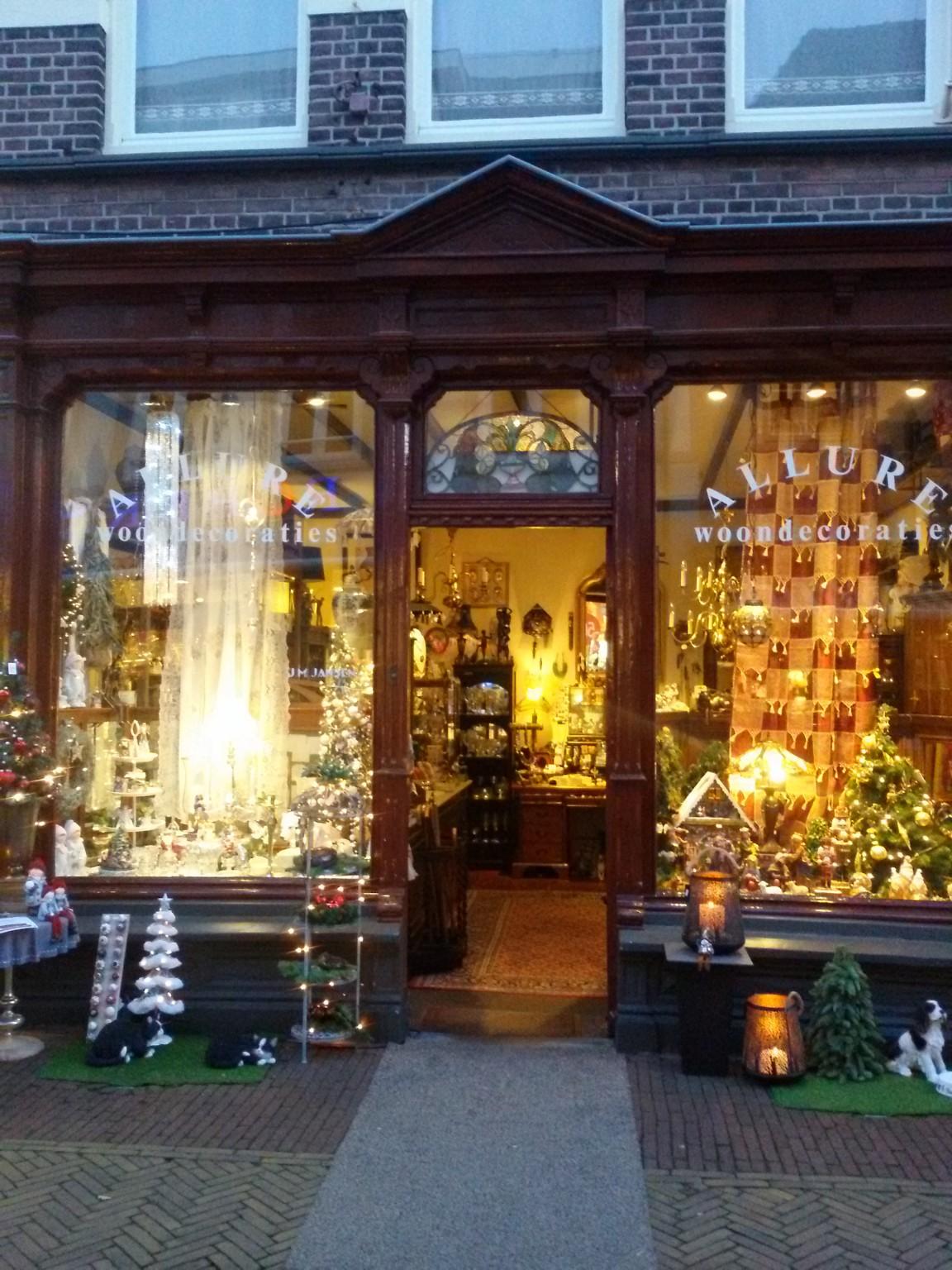 Winterswijk Geschäfte 17 dezember weihnachtliches winterswijk briefe an dich