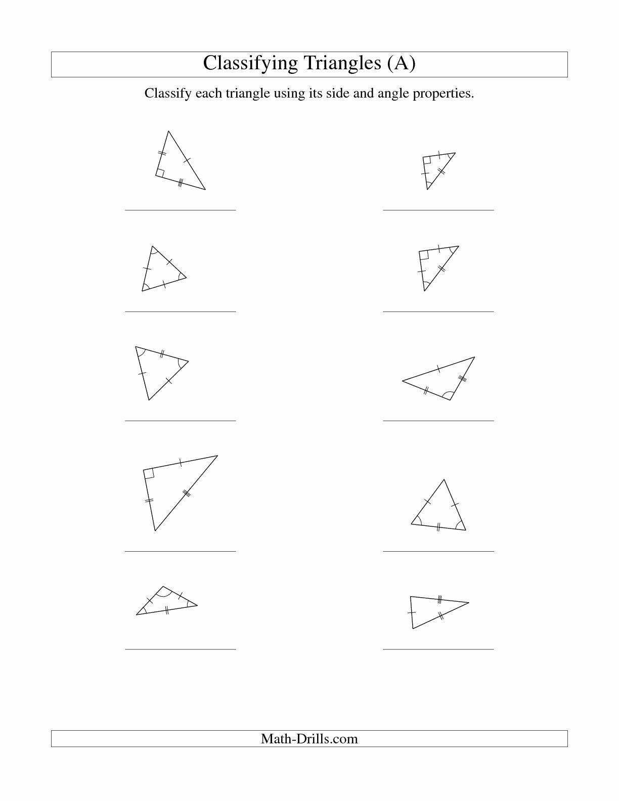 Geometry Angles Worksheet Answers