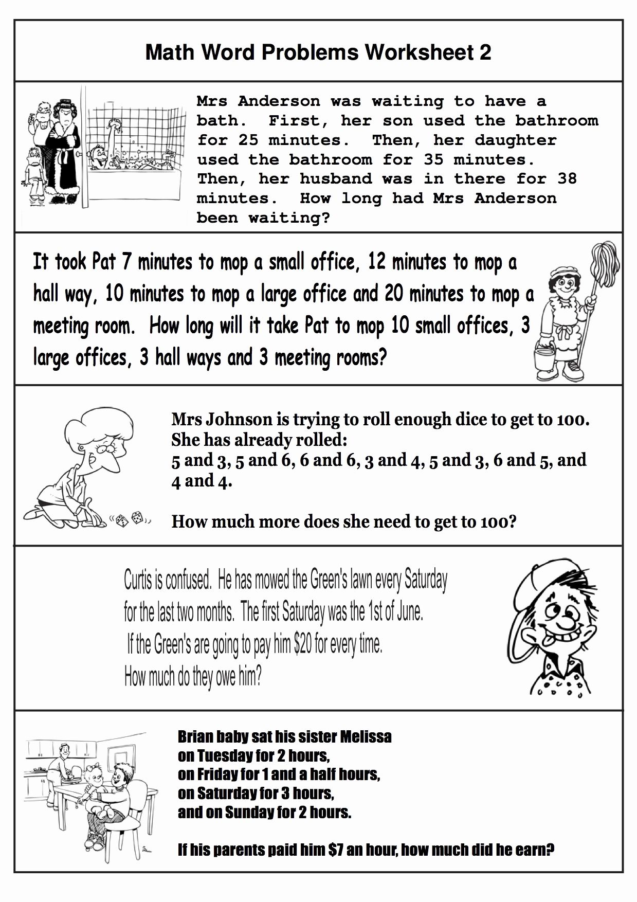 5th Step Aa Worksheet