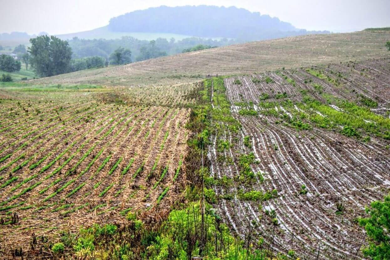 Accompanies Soil Conservation Student Worksheet