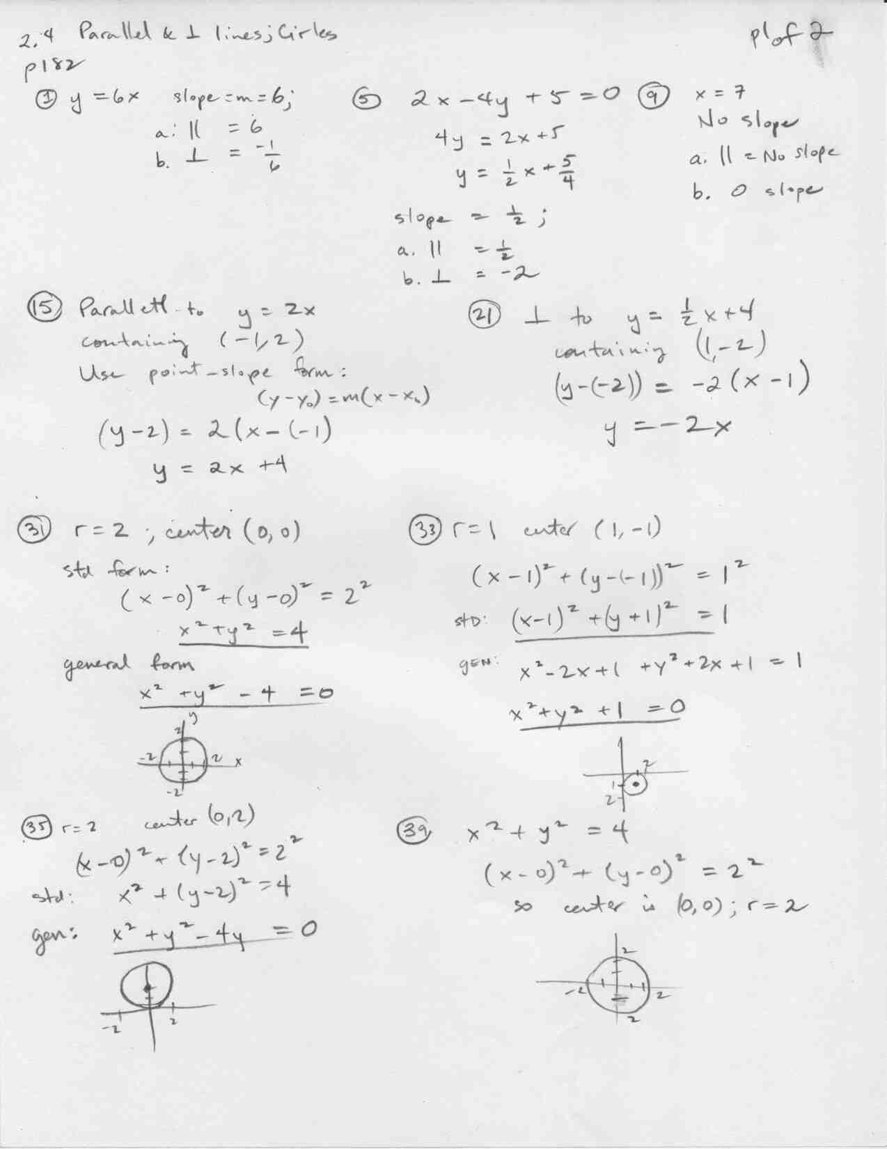 Algebra 2 Worksheet 7 4 A Properties Of Logs Answers