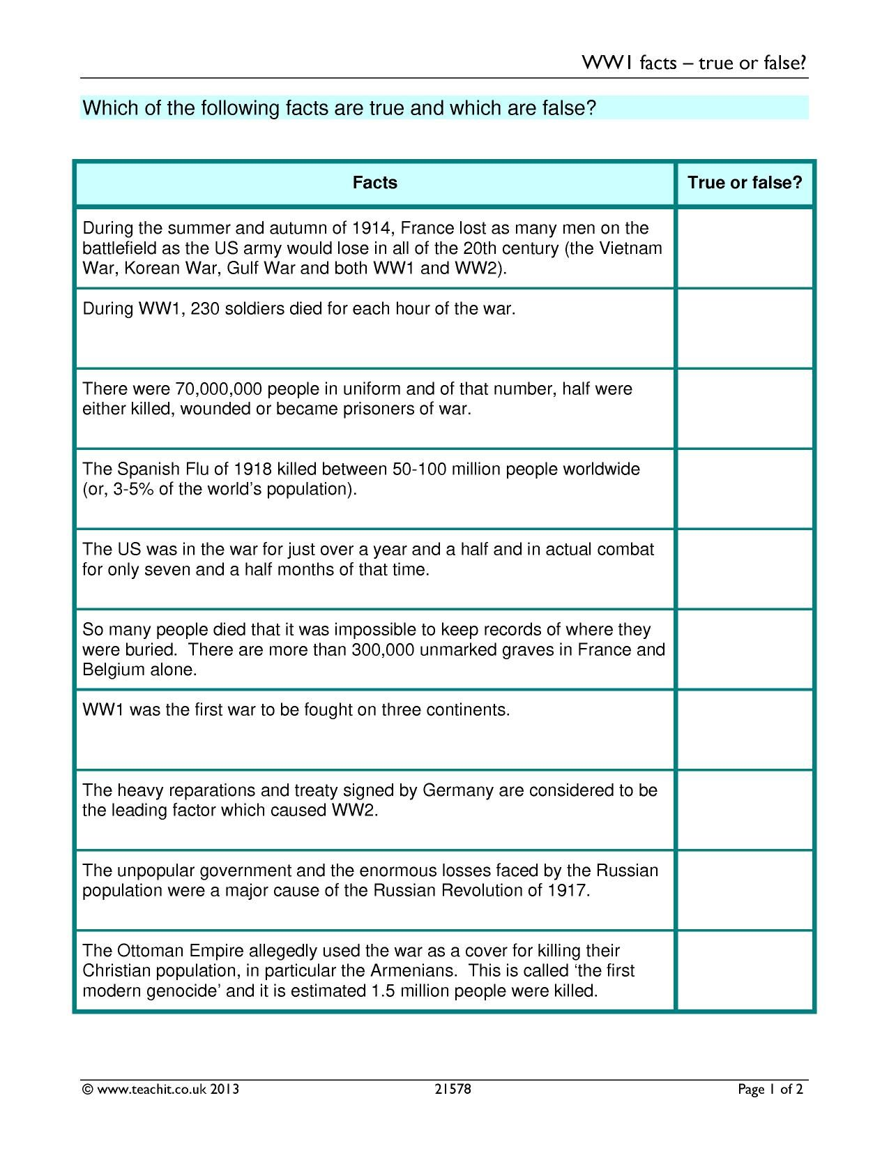 America In The 20th Century The Cold War Worksheet Answers