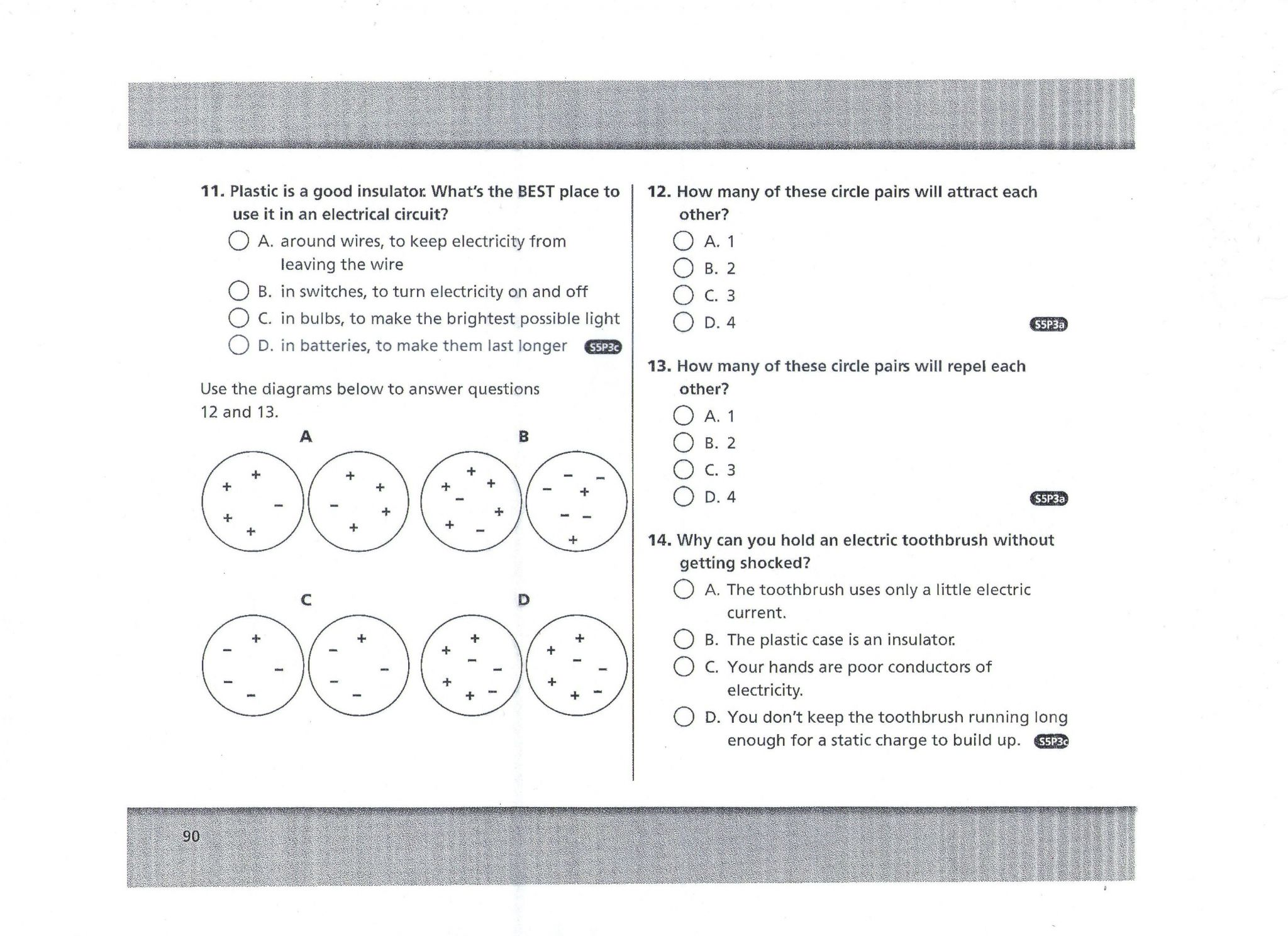 Light Switch For Kindergarten Worksheet