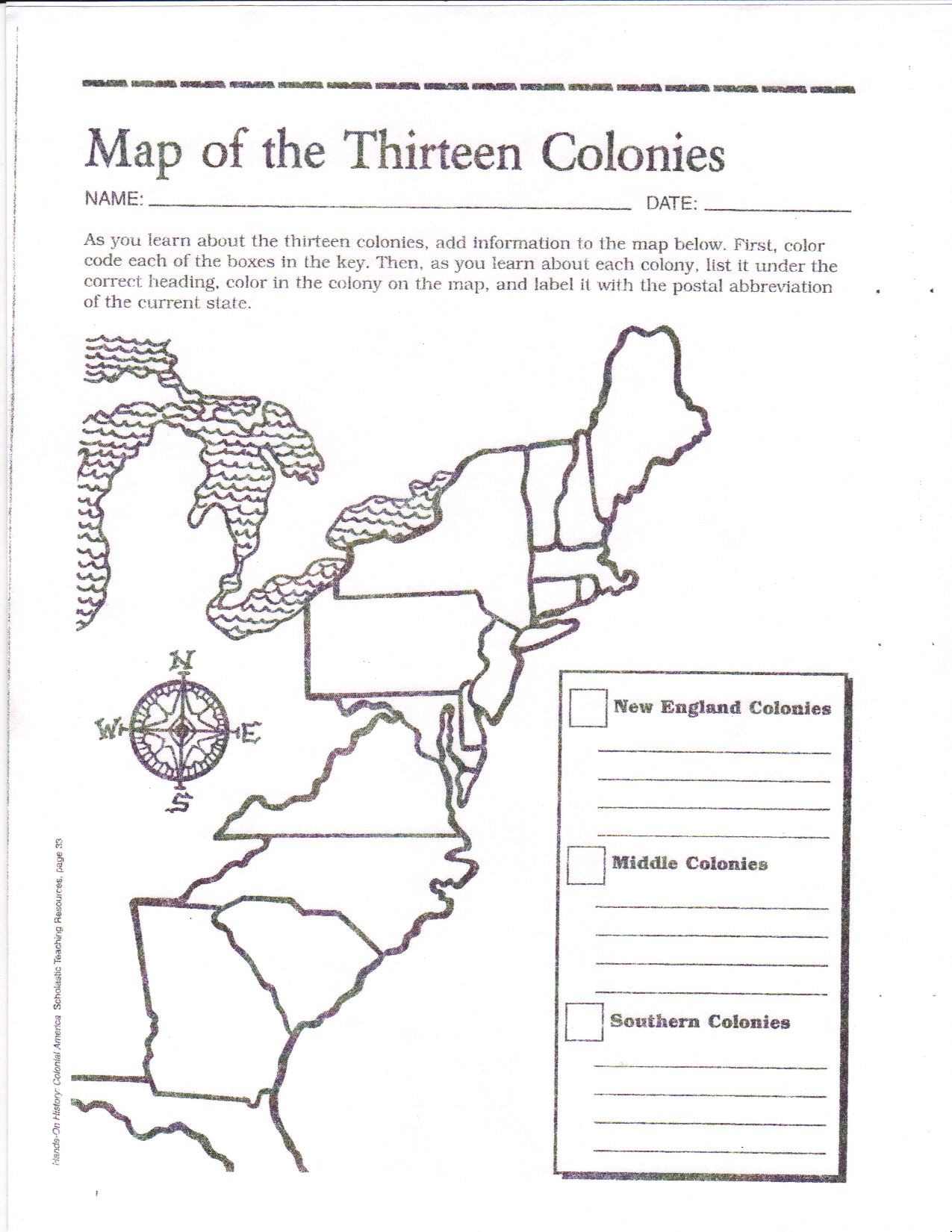 Britain Changes Its Colonial Policies Worksheet Answers