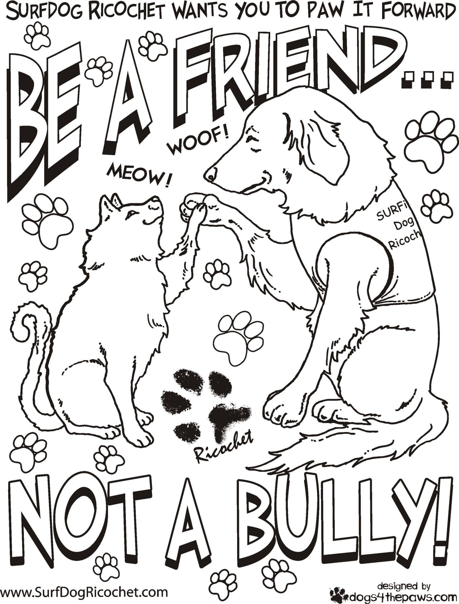 Bullying Worksheets For Elementary Students