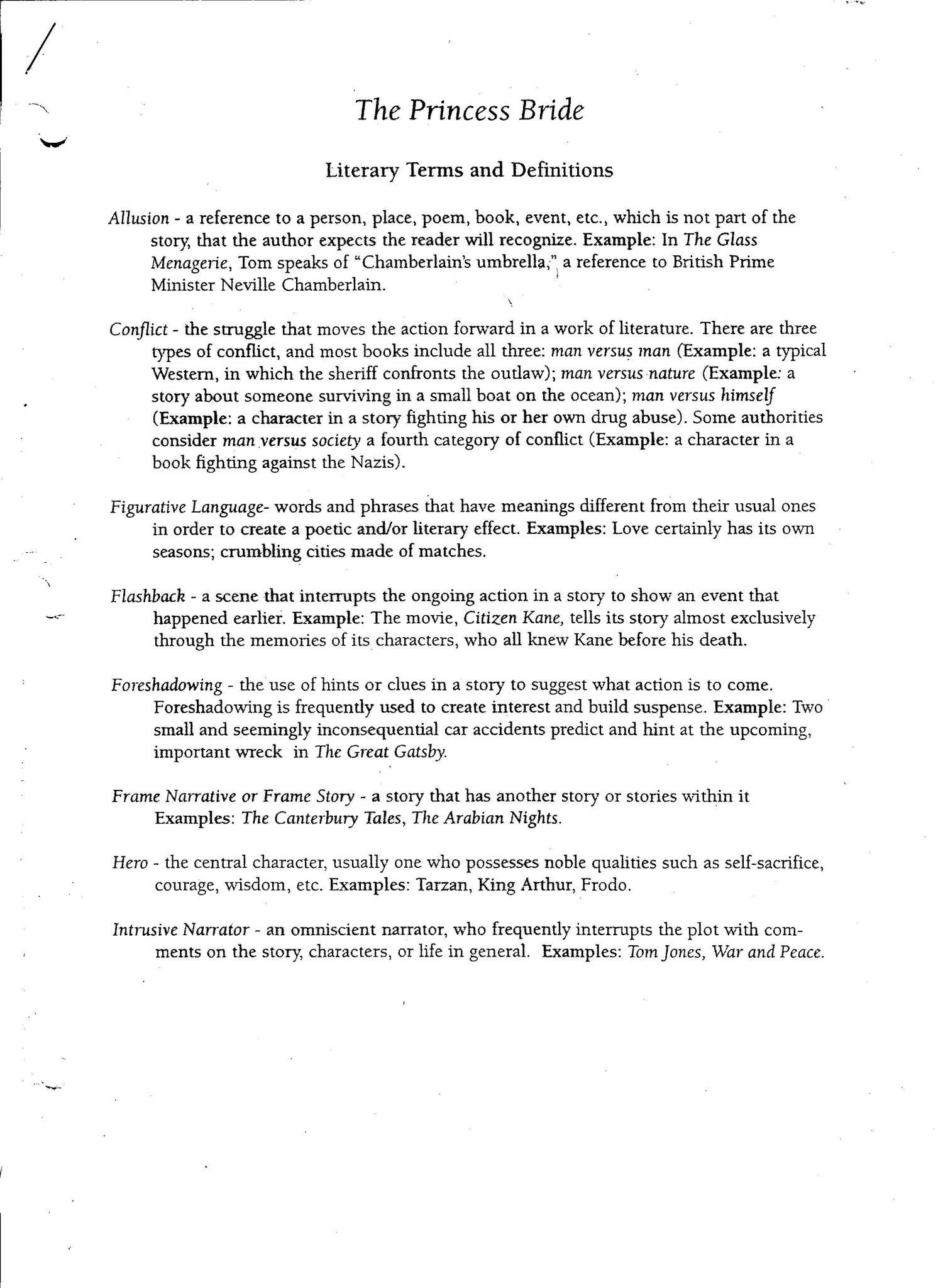 Canterbury Tales Prologue Worksheet Answers