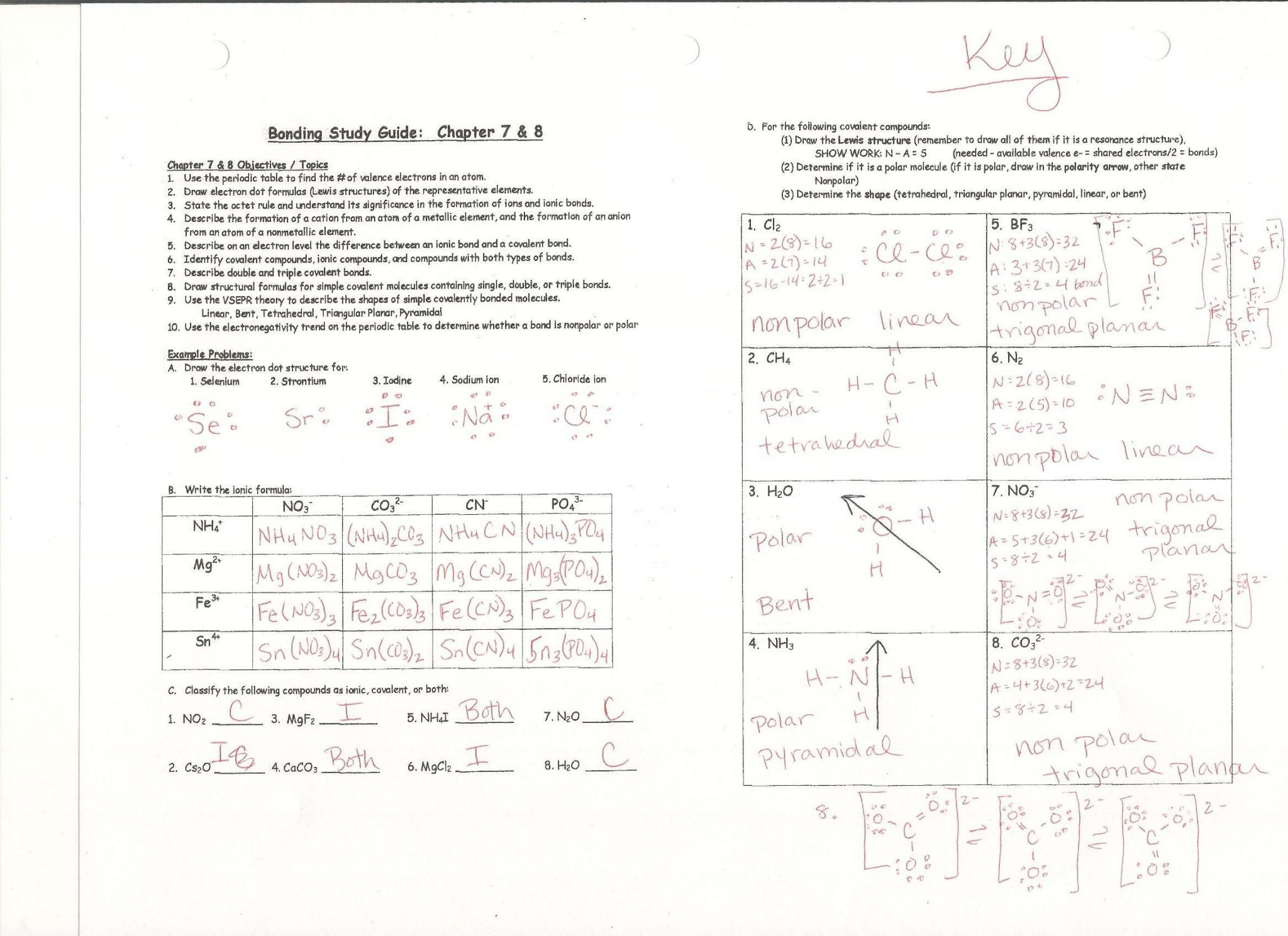Chemistry Significant Figures Worksheet With Answers