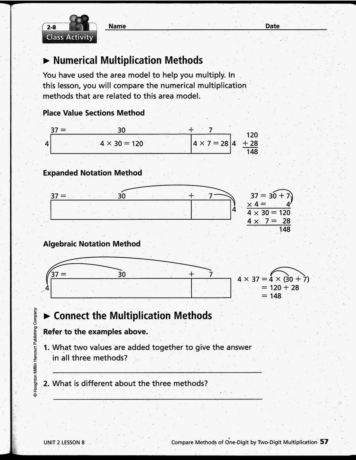 Common Core Worksheets Fractions
