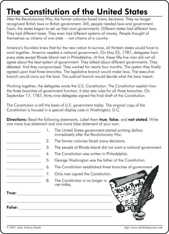 Madison : Quizlet 1 10 amendments