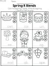 Free Printable Phonics Worksheets For First Grade Activities Qu Sparklebox