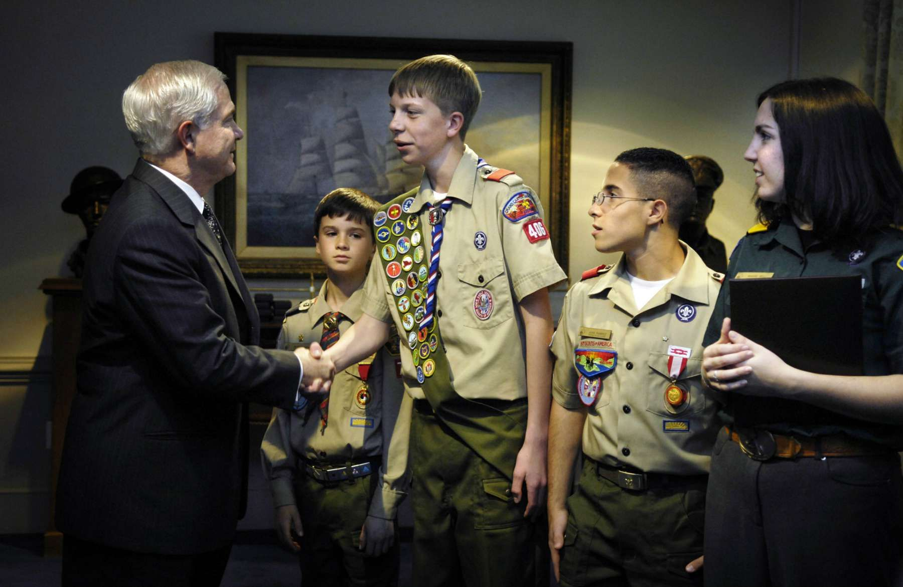 Eagle Scout Merit Badge Requirements Worksheet