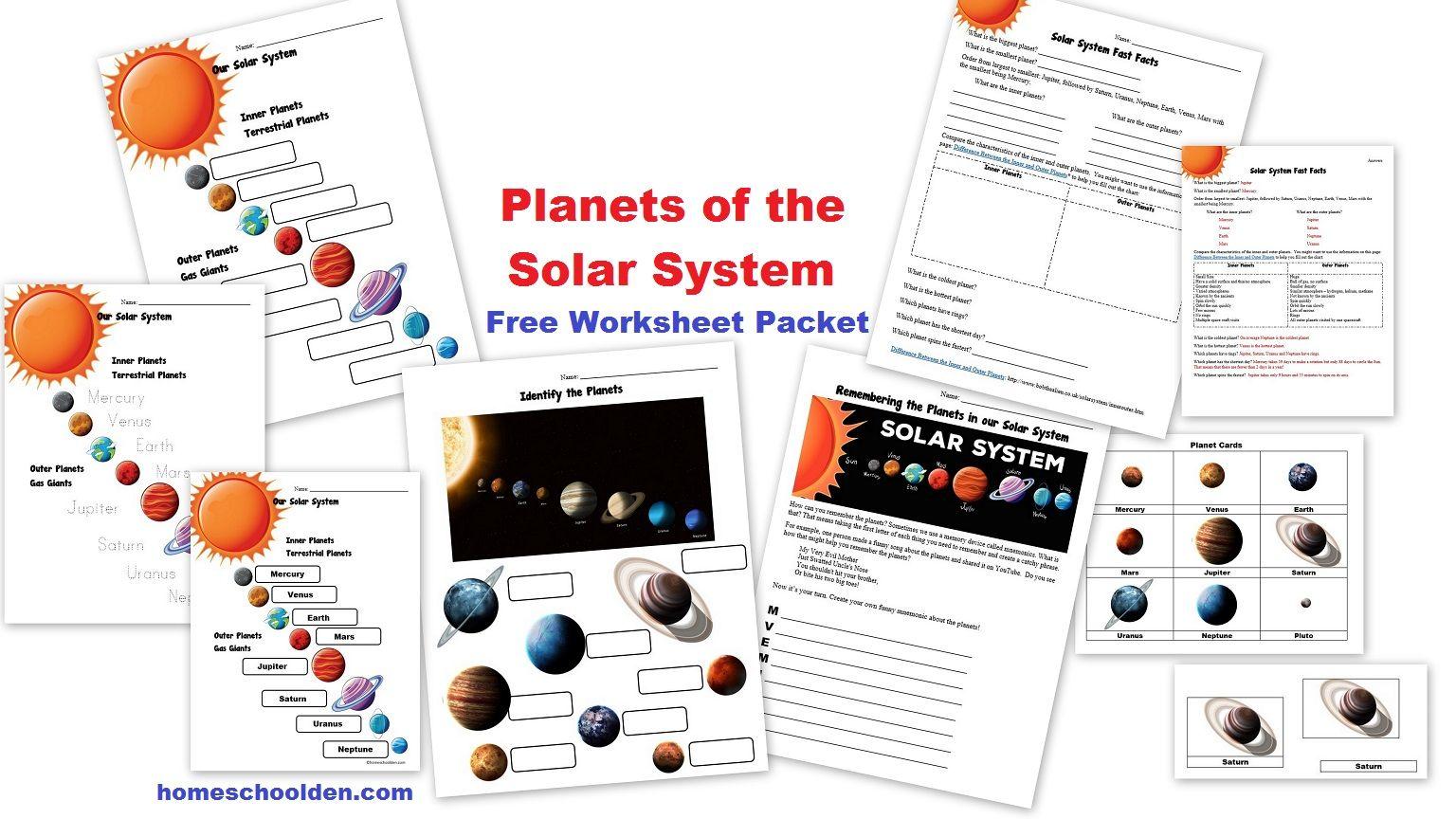 Earth Science Worksheets High School