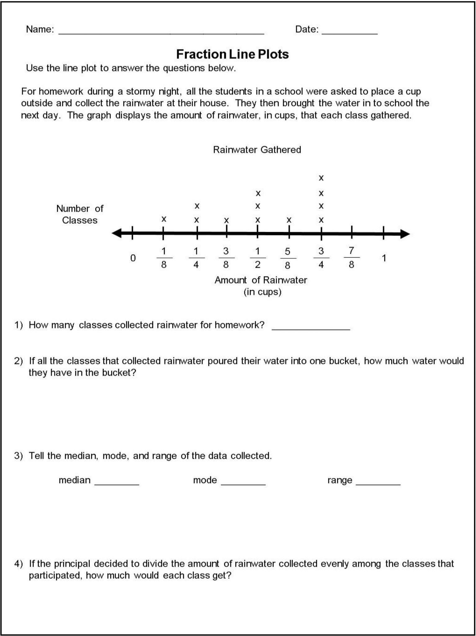Eureka Math Worksheets 3rd Grade