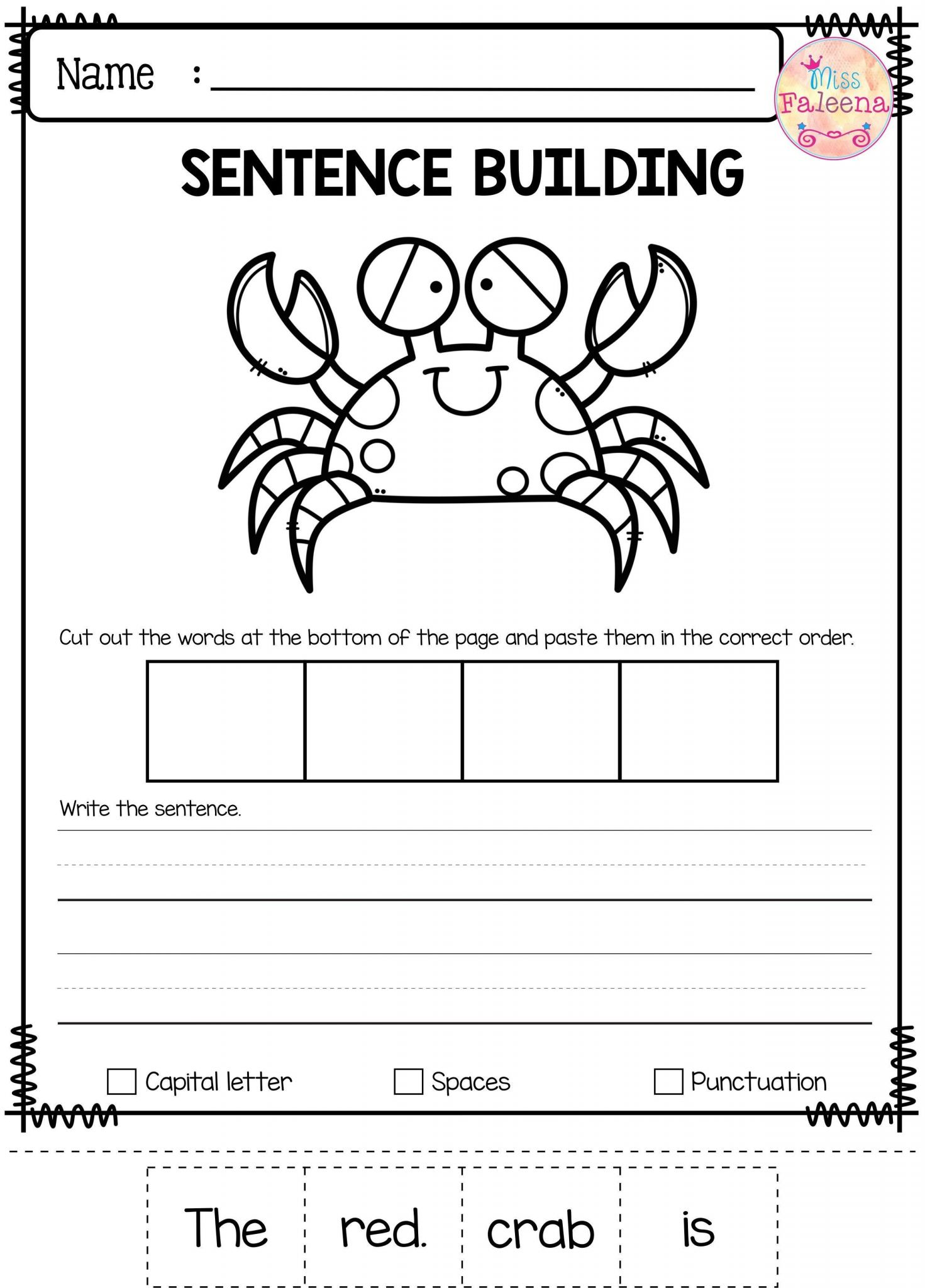 Fact Family Worksheets For First Grade