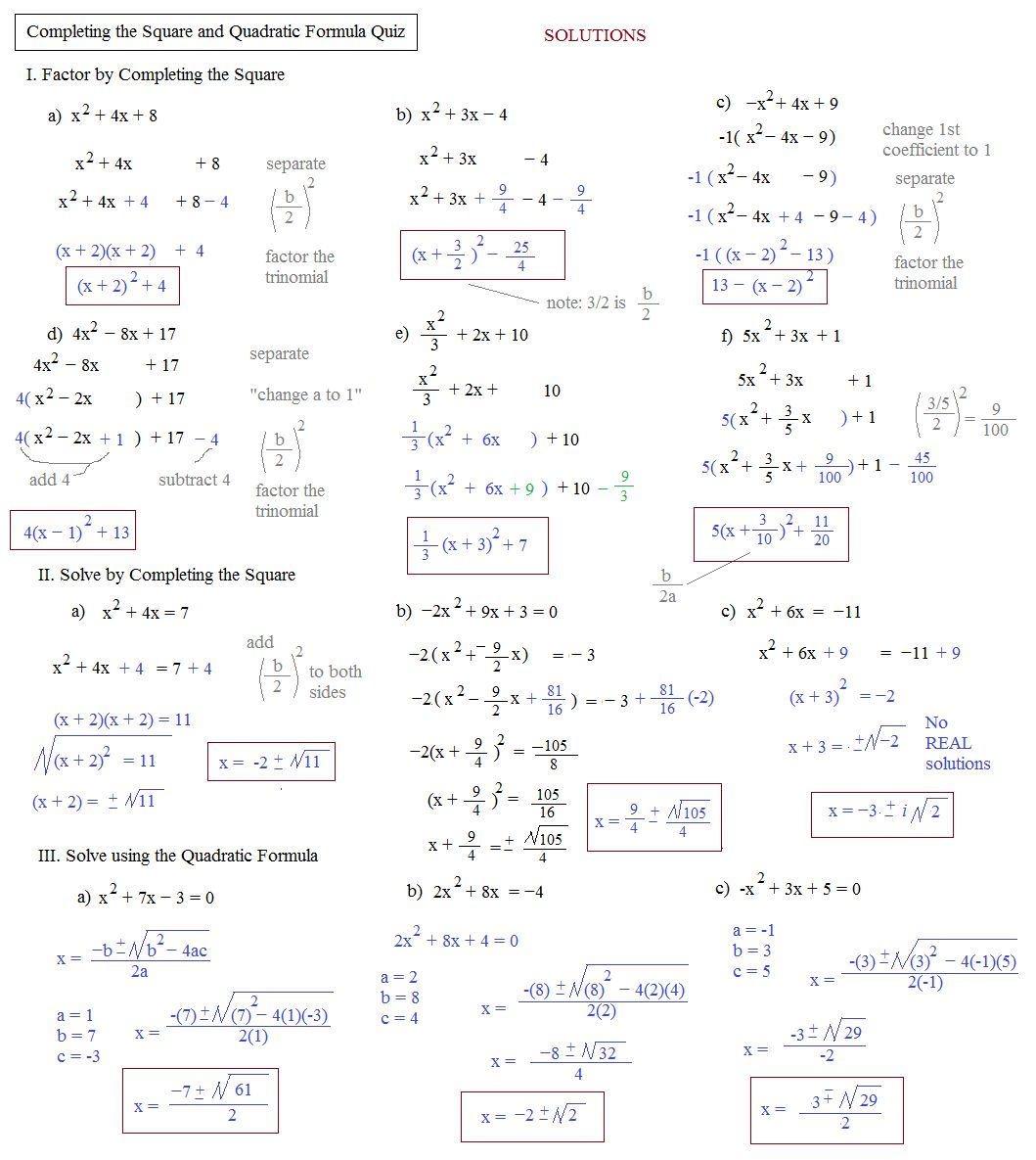 Factoring Difference Of Squares Worksheet Answer Key