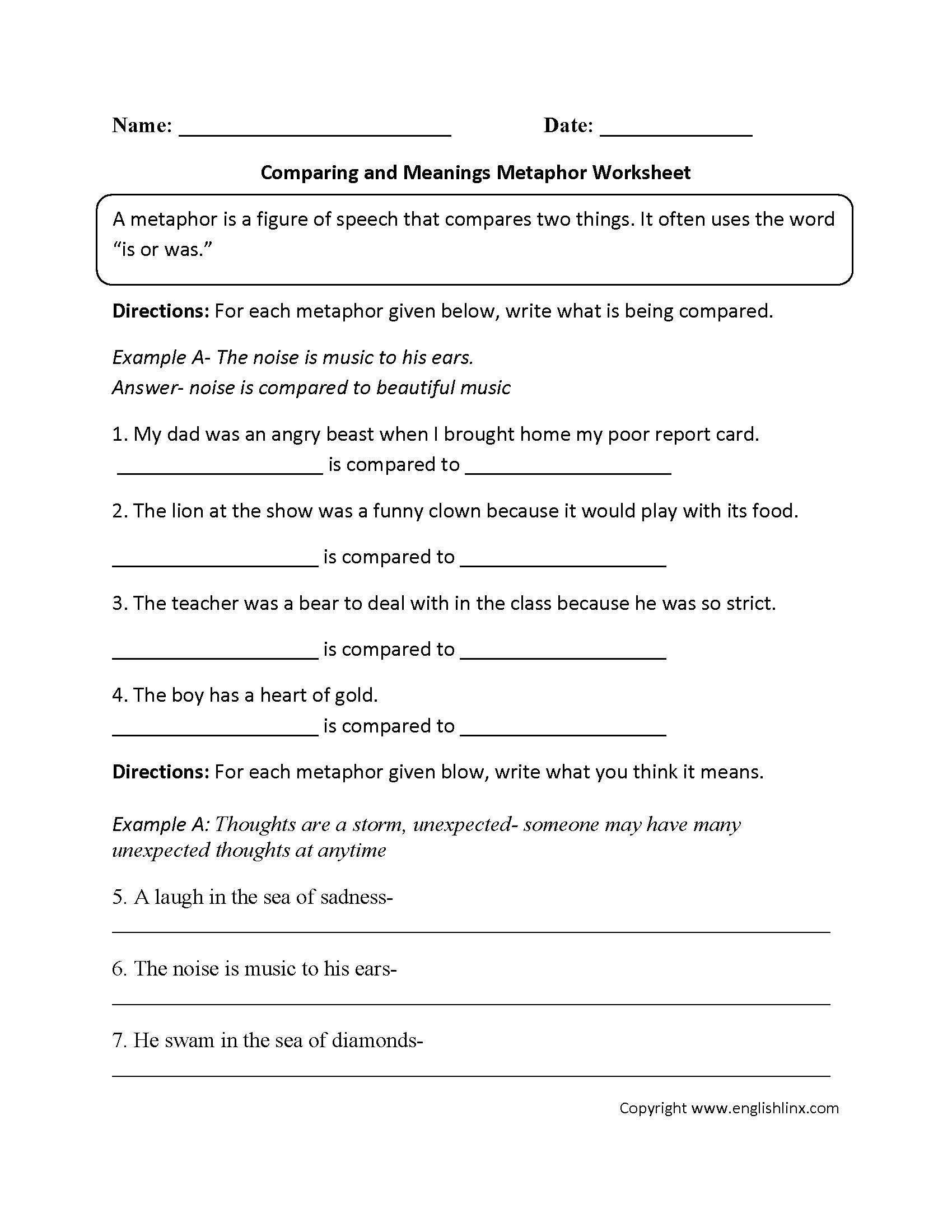 Fun Music Worksheets