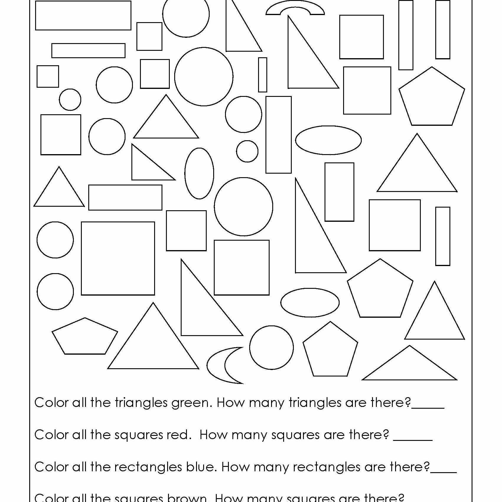 Fun Summer Worksheets For 4th Grade