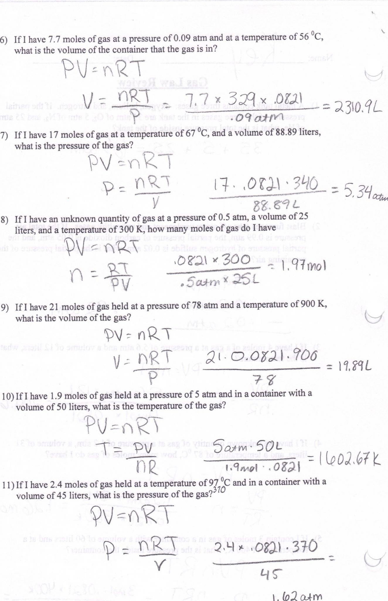 Bill Nye Flight Worksheet Answers