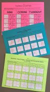 Trig Ratios Cut and Paste Activity Teaching Secondary Teaching Math Secondary Math Teaching