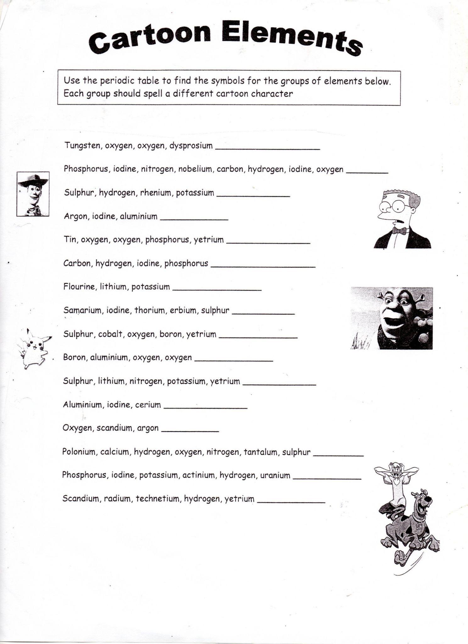 High School Vocabulary Worksheets