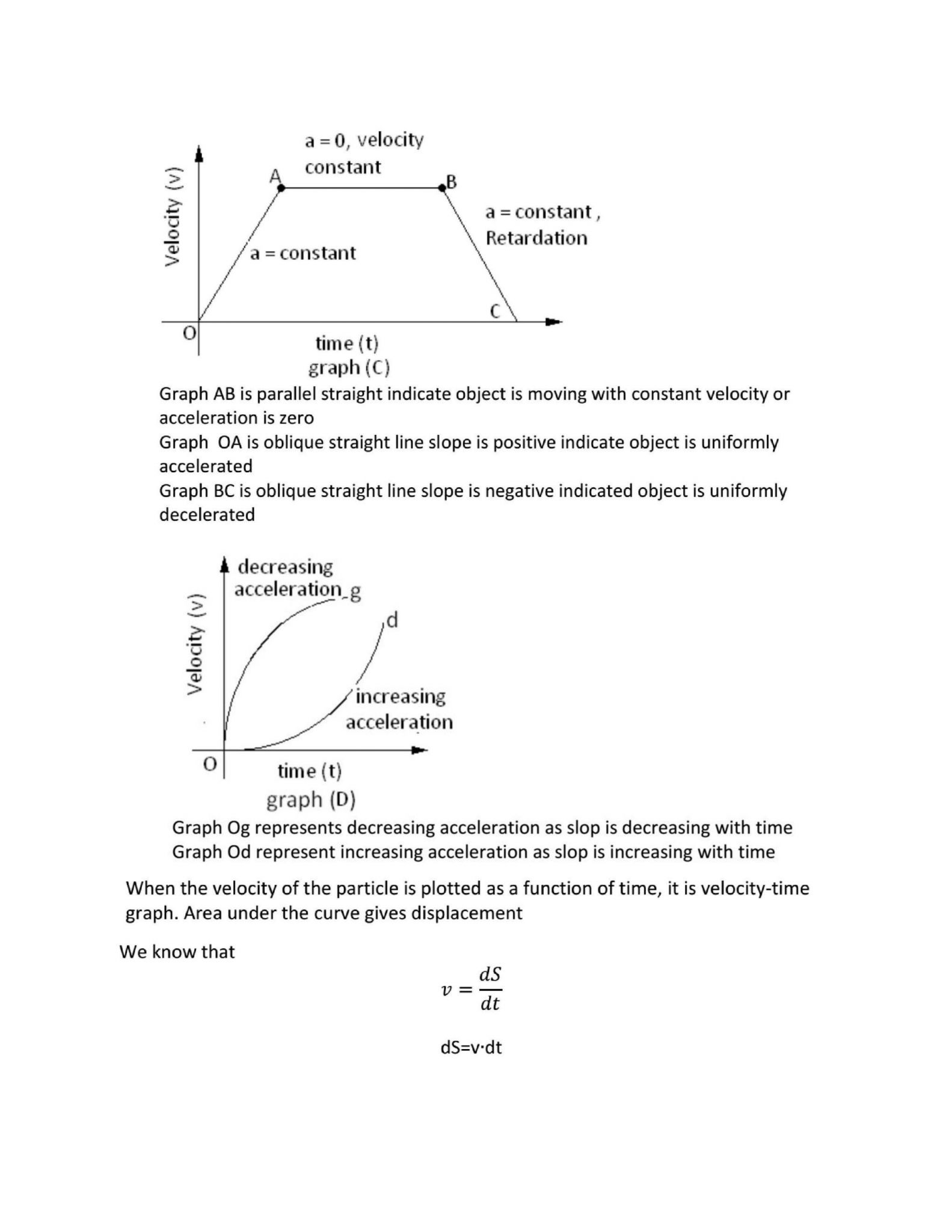 Position Time Graph Worksheet Answers