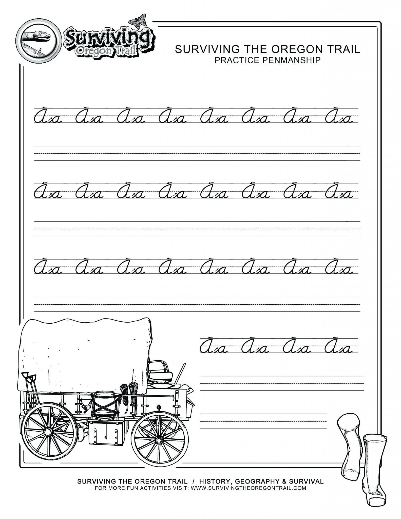 Kindergarten Prep Worksheets