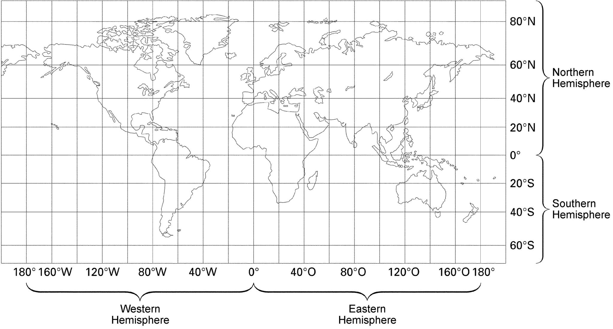 Latitude And Longitude Practice Worksheets