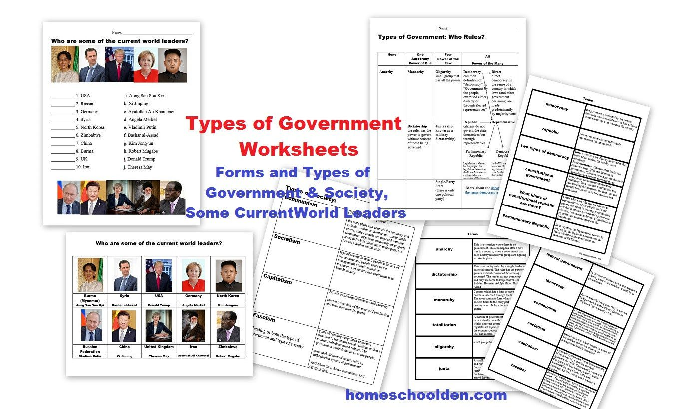 Legislative Branch Worksheet Middle School
