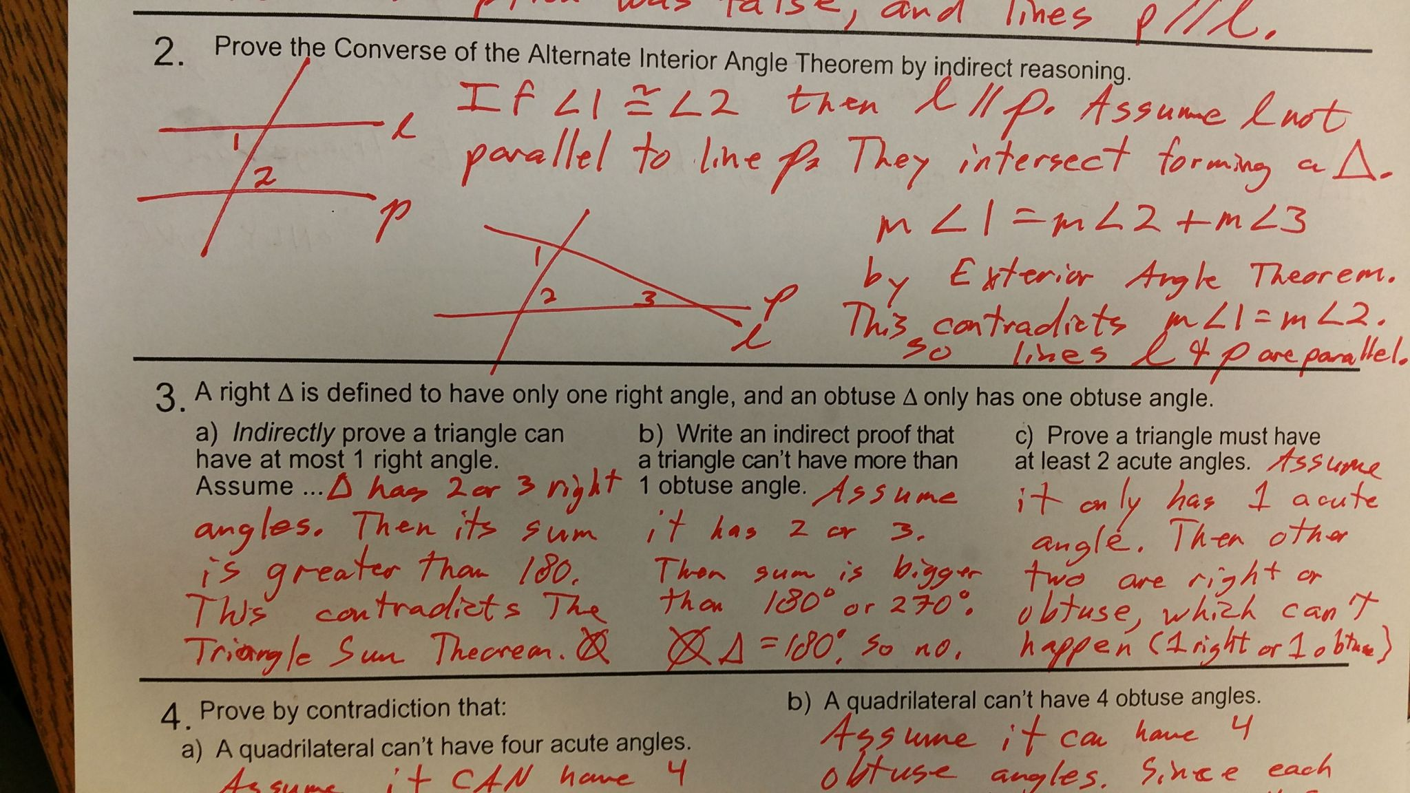 Honors Algebra 2 Worksheet